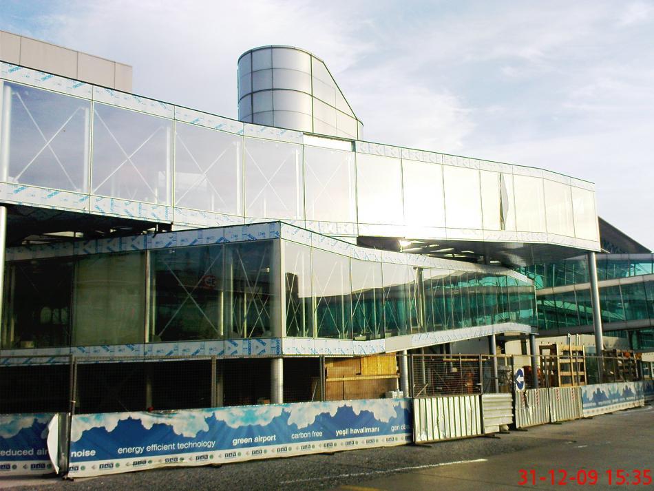 Atatürk Havalimanı Terminal Binası