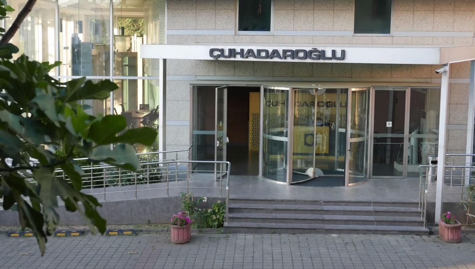 TIMELAPS VİDEO TR Cuhadaroğlu Metal Fabrika Videosu