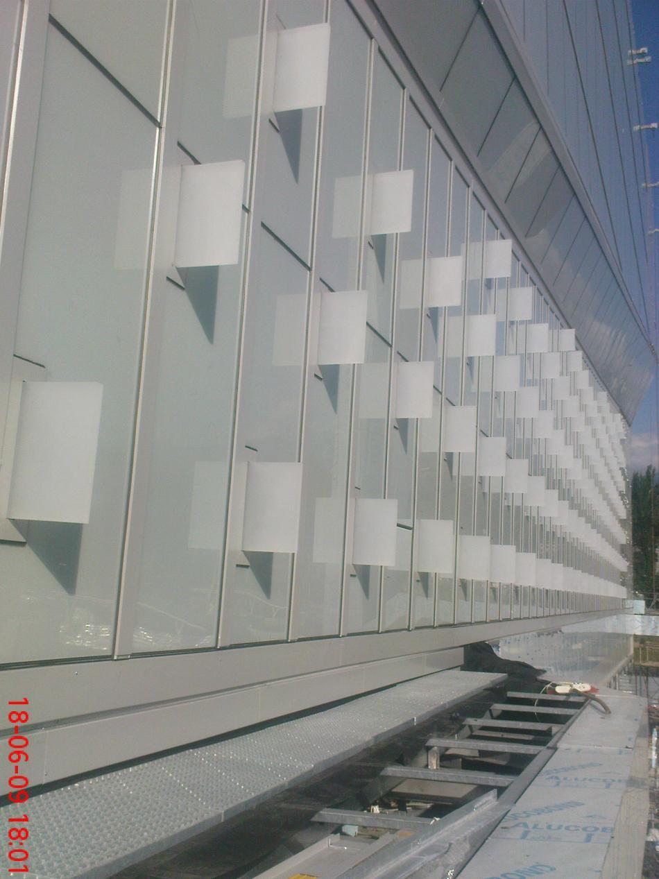 Enka İnşaat Esentai Shopping Mall Fitness Center