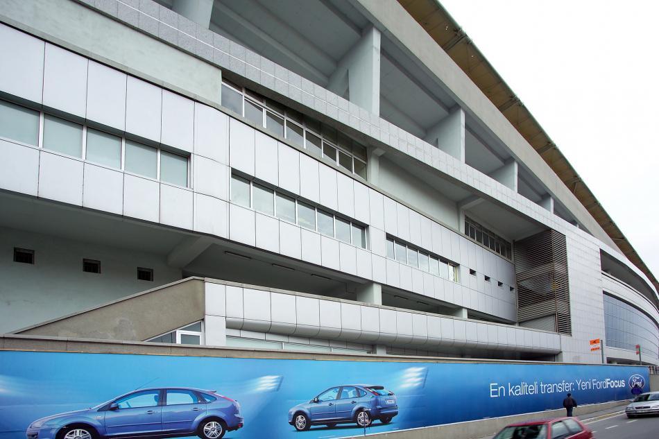 Fenerbahçe Stadyumu