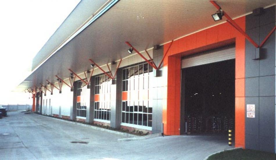 Fırat Plastik Fabrika ve İdare Binaları