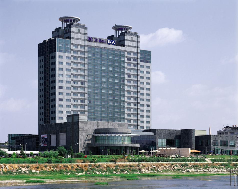 HiltonSa 5 Yıldızlı Oteli